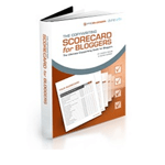 The Copywriting Scorecard for Bloggers