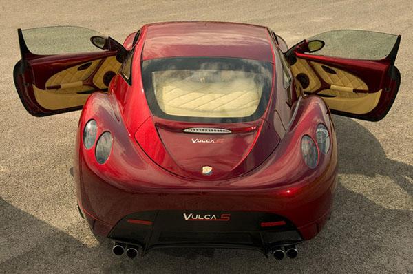 The Vulca S