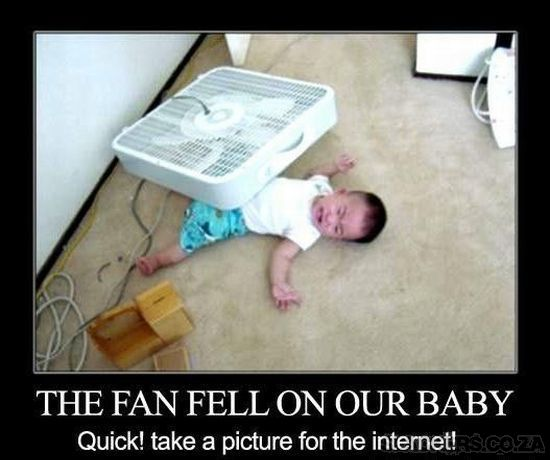 Baby Accident