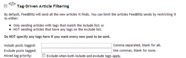 Tag-Driven Article Sharing