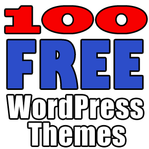 100 Free WordPress Themes From 2013