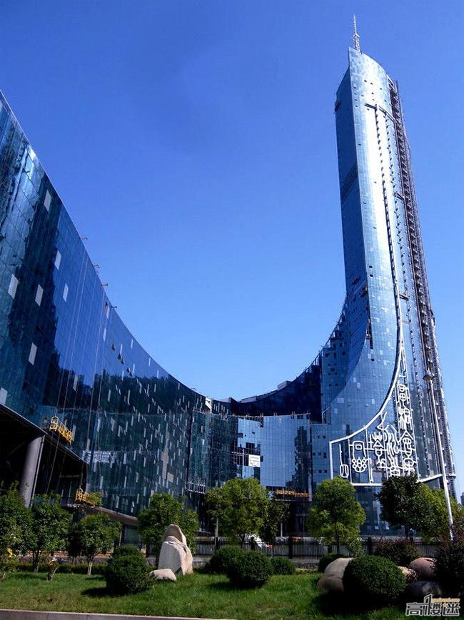 Hefei-Feicui-TV-Tower