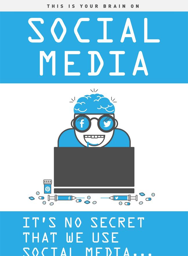 Social Media The Newest Designer Drug