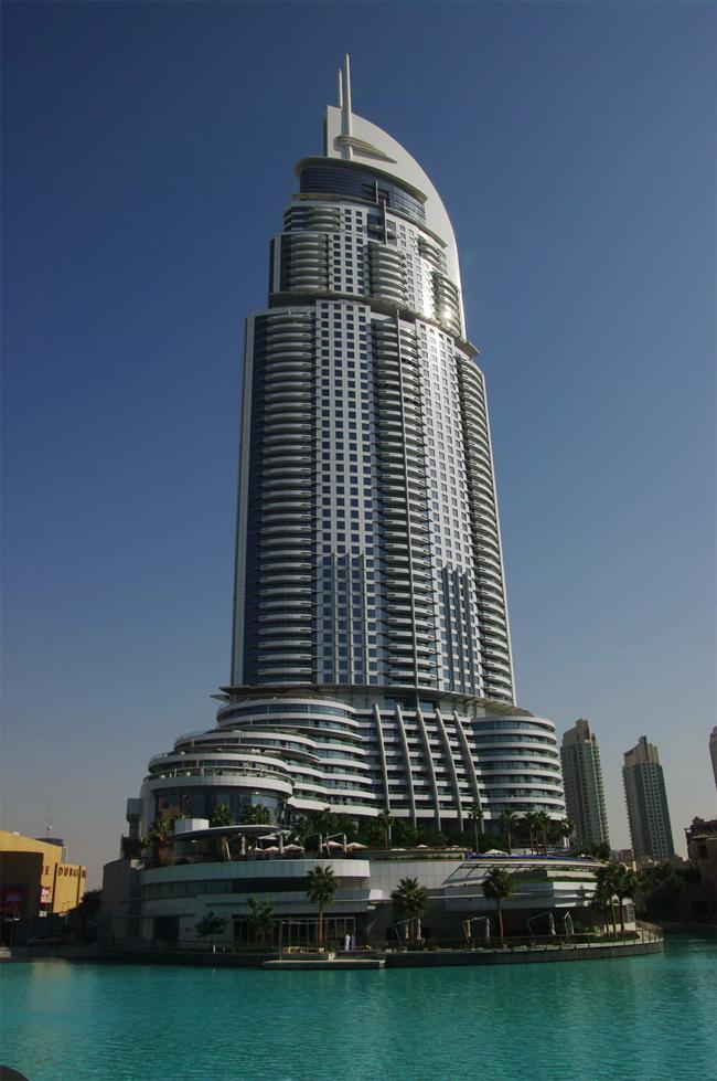The-Address-Downtown-Burj-khalifa