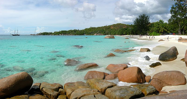 Anse-Lazio-Praslin-Island