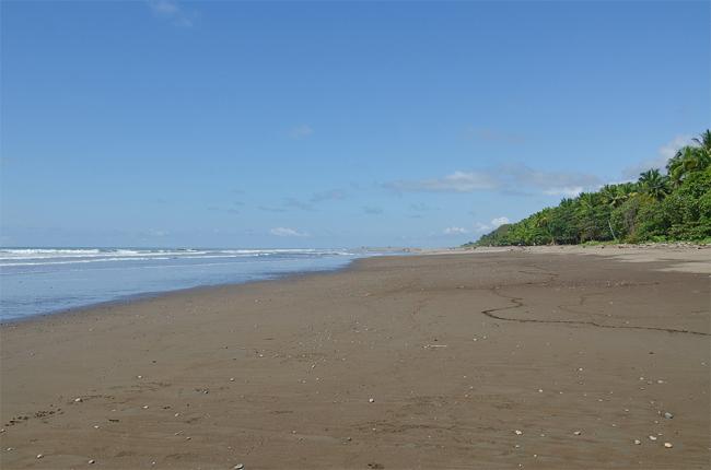 Dominical Beach, Costa Rica