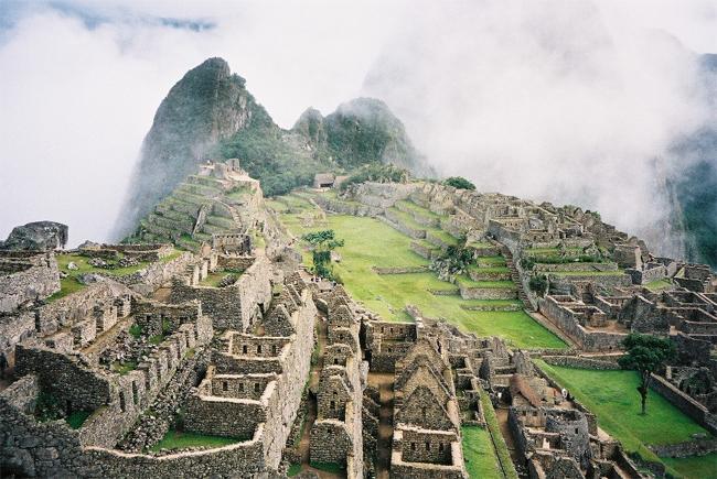 Trek to Machu Pichu