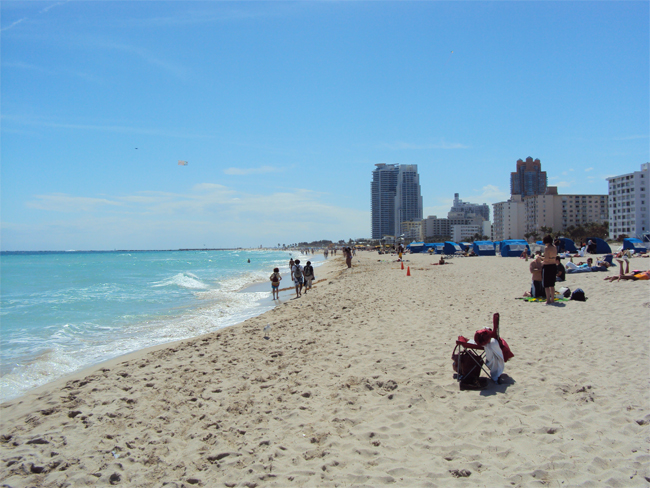South Beach, Miami florida, United States
