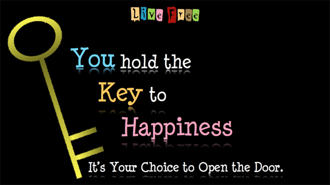 The-Key-To-Happiness