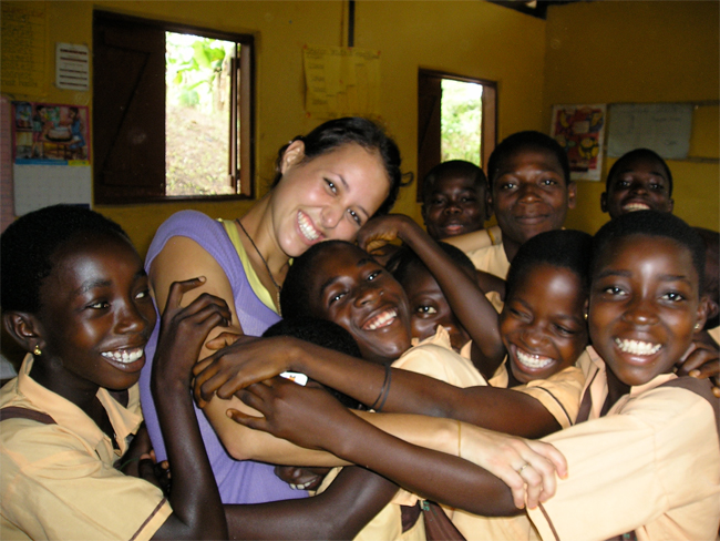Volunteer for 6 Months Abroad