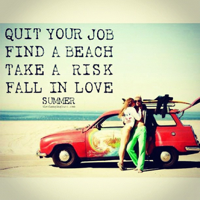Quit a Job That You Really Hate