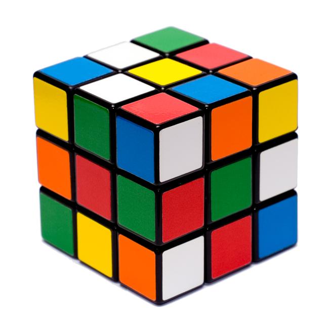 Solve a Rubik's cube