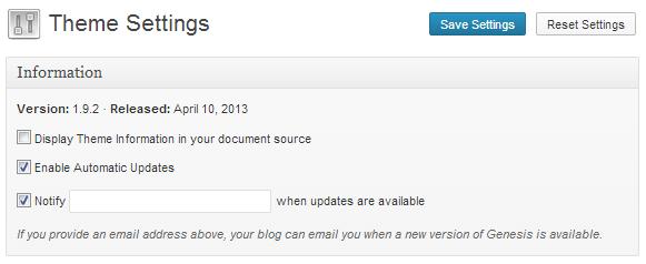 Frequent Updates