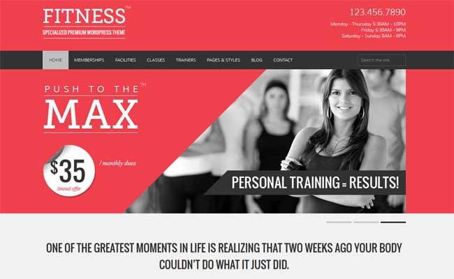 Fitness Premium