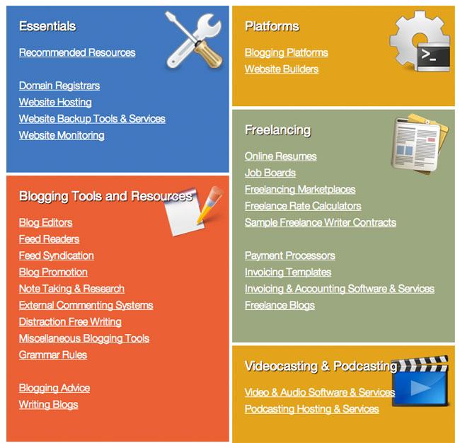Webmaster Resources