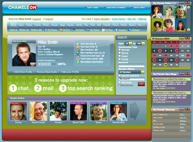 Best dating website software