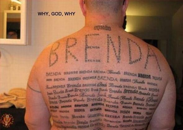 Brenda Brenda Brenda