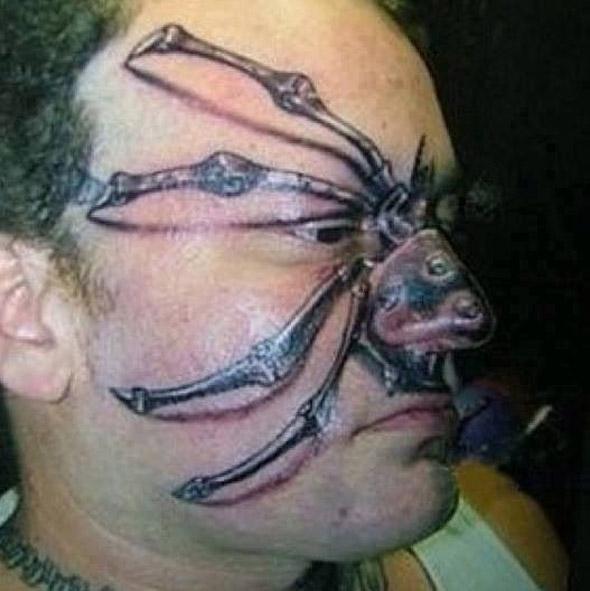 Charlotte's Web Tattoo