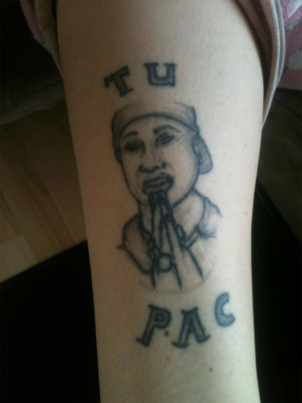 Your Pac Tattoo