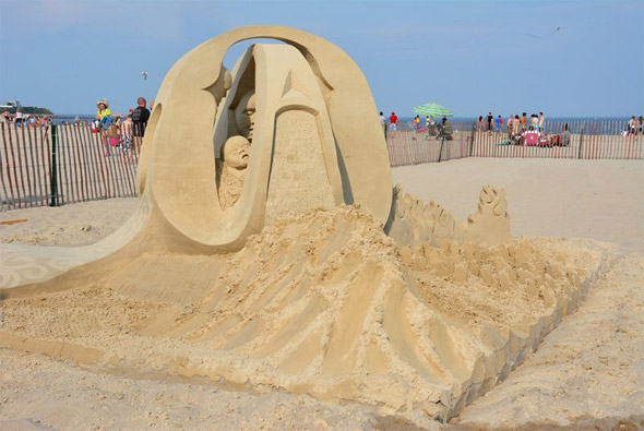 "3rd Place ""Protector of the Future"" Hampton Beach 2013"
