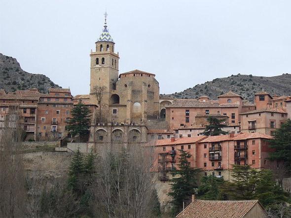 Albarracín Catedral