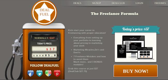 DealFuel Main Offer