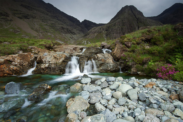 Fairy Pools at the Top