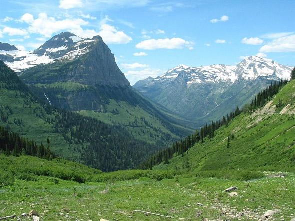 Glacier National Park, Montana, U.S