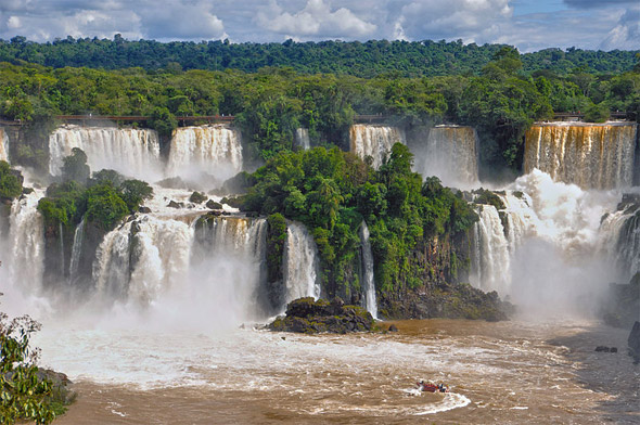 Iguaza Falls, Argentina
