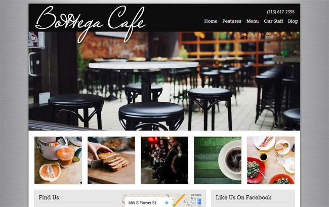 Bottega WordPress Theme