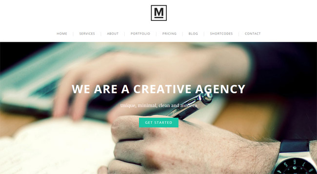 Max  WordPress Theme