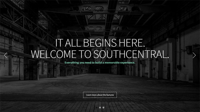SouthCentral WordPress Theme