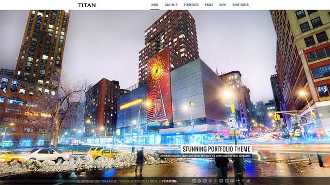 Titan WordPress Theme