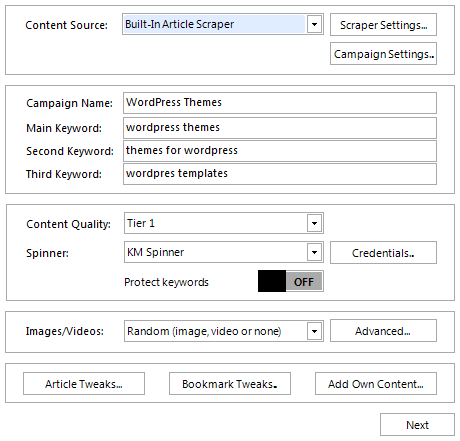 Kontent Machine Settings 01
