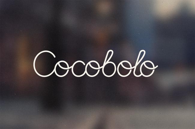 Cocobolo Logo