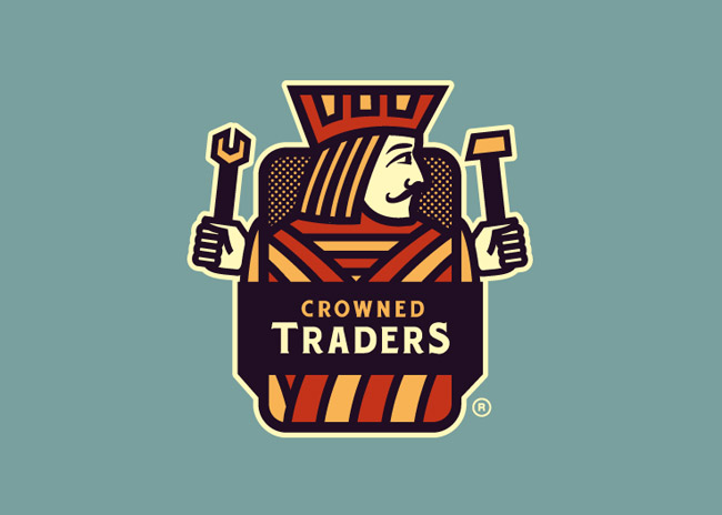 Crowned Traders Logo