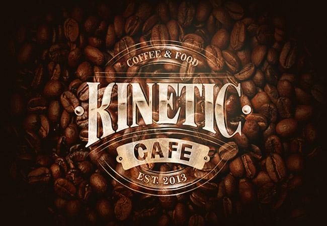 Kinetic Cafe Logo