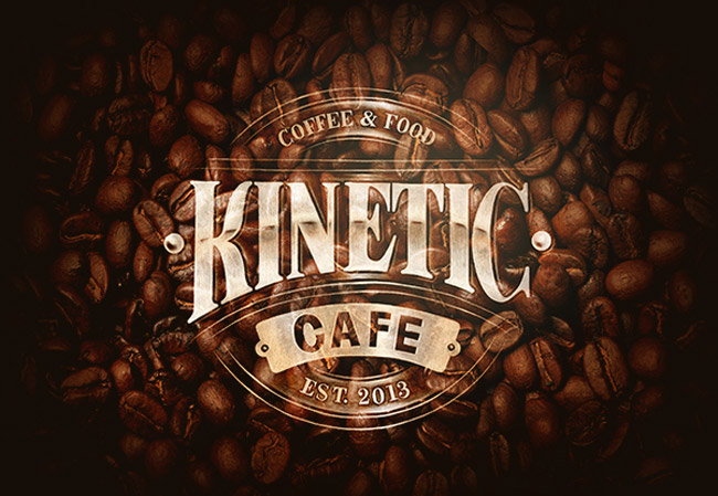 Kinetic Cafe Logo