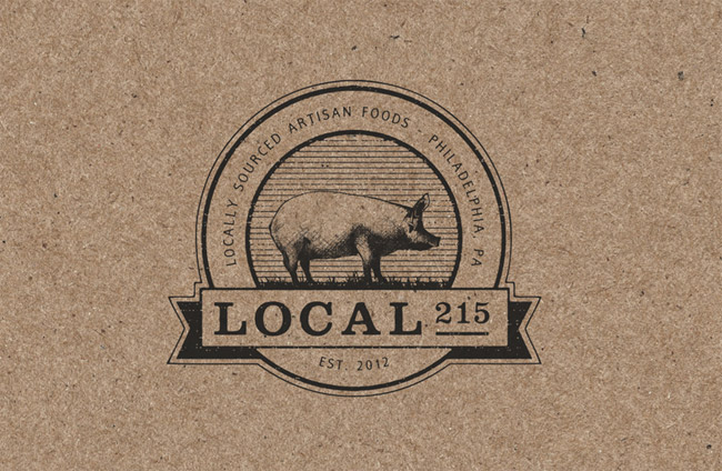 Local 215 Logo