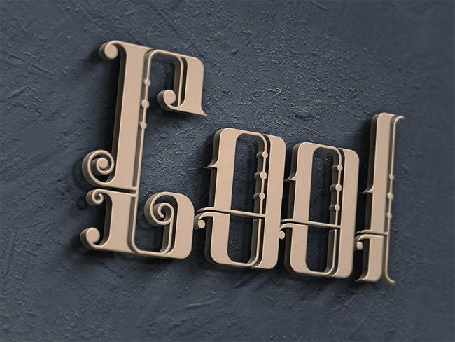 Memento Font Logo