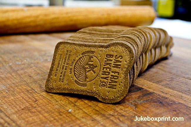 Sliced Bread Business Card