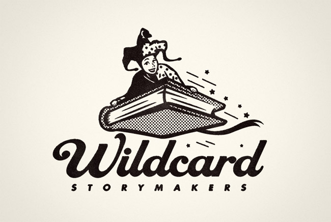 Wildcard Storymakers Logo