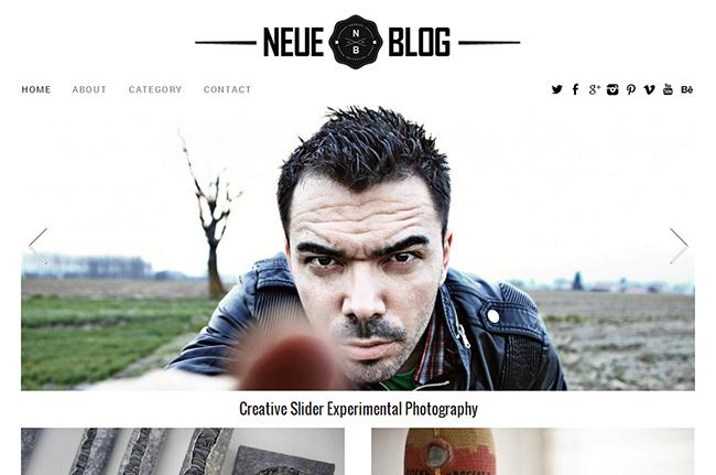 Neue Blog