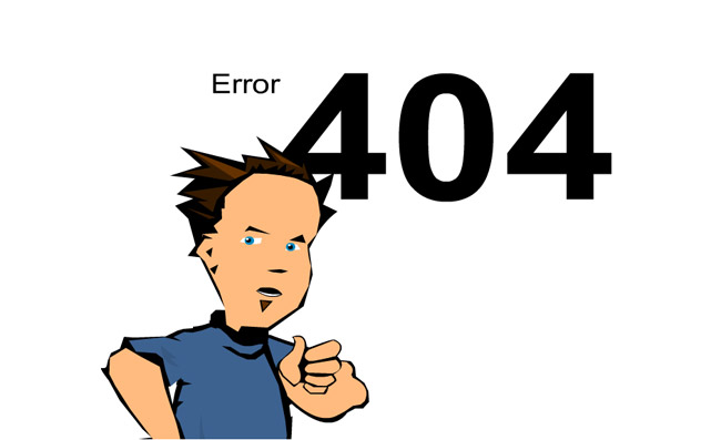 Ferdaze Error Page
