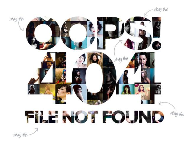 Plasm 404 Error Page