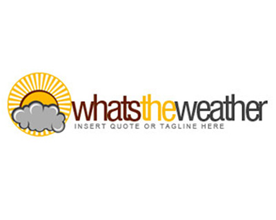 What's The Weather Logo