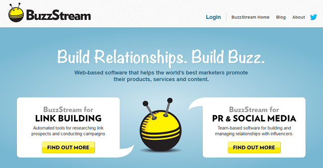 Buzzstream for Relationships