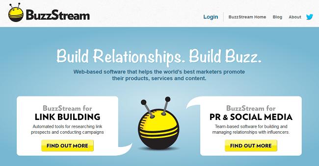 Buzzstream for Relationships