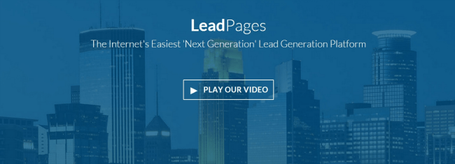 LeadPages Landing Page Review