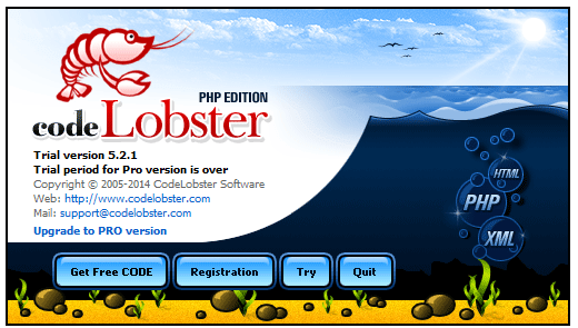 Setting Up CodeLobster